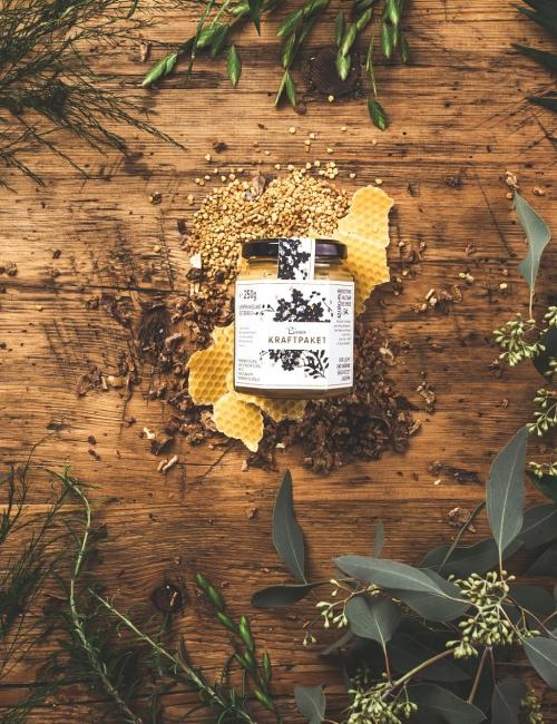 Bienenhof Zillertal Honig Shop Tirol Bienenkraftpaket